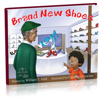 Pa' Paw Tales Brand New Shoes by William T. Holt